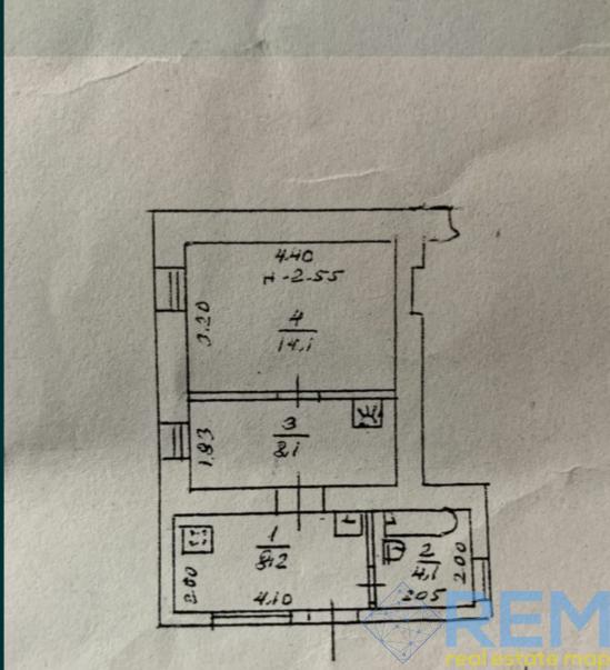 продажа двухкомнатной квартиры номер A-163865 в Суворовском районе, фото номер 4